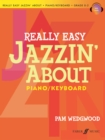Really Easy Jazzin' About Piano - Book