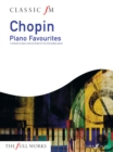 Classic FM: Chopin Piano Favourites - Book
