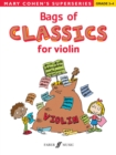 Bags of Classics for Violin - Book
