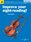 Improve Your Sight-Reading! Violin Grade 1 - Book
