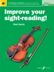 Improve Your Sight-Reading! Violin Grade 2 - Book