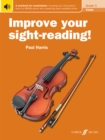 Improve Your Sight-Reading! Violin Grade 3 - Book