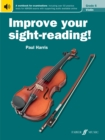 Improve Your Sight-Reading! Violin Grade 6 - Book