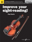 Improve Your Sight-Reading! Violin Grade 7-8 - Book