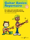 Guitar Basics Repertoire - Book