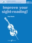 Improve Your Sight-Reading! Cello Grades 1-3 - Book