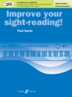 Improve your sight-reading! Trinity Edition Electronic Keyboard Initial - Grade 1 - Book