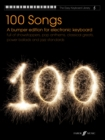 Easy Keyboard Library:100 Songs - Book