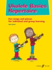 Ukulele Basics Repertoire - Book