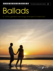 Easy Keyboard Library: Ballads - Book