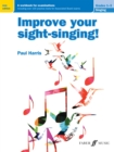Improve your sight-singing! Grades 1-3 (New Edition) - Book