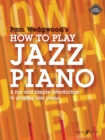 How to Play Jazz Piano - Book