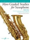 More Graded Studies for Saxophone Book One - Book