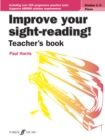 Improve your sight-reading! Teacher's book Piano Grades 1-5 - Book