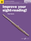 Improve your sight-reading! Flute Grades 4-5 - Book