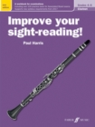 Improve your sight-reading! Clarinet Grades 4-5 - Book