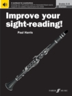 Improve your sight-reading! Clarinet Grades 6-8 - Book