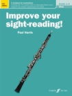 Improve your sight-reading! Oboe Grades 1-5 - Book