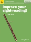 Improve your sight-reading! Bassoon Grades 1-5 - Book