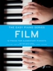 The Easy Piano Series: Film : 12 Pieces for Elementary Pianists - Book