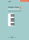 EPTA Teachers' Choice Piano Collection 1 - Book