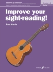 Improve your sight-reading! Guitar Grades 4-5 - Book