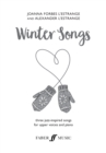 Winter Songs - Book