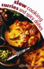 Slow cooking curry & spice dishes - Book
