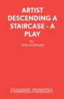 Artist Descending a Staircase - Book