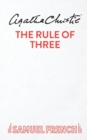 The Rule of Three - Book
