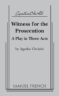 Witness For The Prosecution - eBook