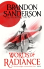 Words of Radiance Part Two : The Stormlight Archive Book Two - Book