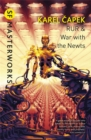 RUR & War with the Newts - Book