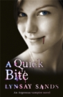 A Quick Bite : Book One - Book