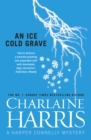 An Ice Cold Grave - Book