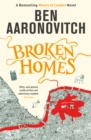 Broken Homes : The Fourth Rivers of London novel - Book