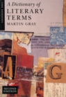 A Dictionary of Literary Terms - Book