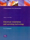 Electrical Installation and Workshop Technology - Book