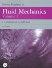 Solving Problems in Fluid Mechanics Vol 1 - Book