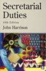 Secretarial Duties 10th Edition - Paper - Book