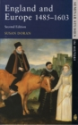 England and Europe 1485-1603 - Book