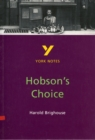Hobson's Choice: York Notes for GCSE - Book