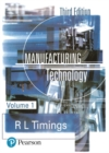 Manufacturing Technology - Book