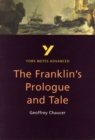 The Franklin's Tale: York Notes Advanced - Book