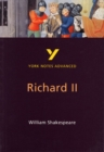 Richard II: York Notes Advanced - Book