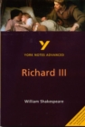 Richard III: York Notes Advanced - Book
