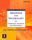 Grammar & Vocabulary CAE & CPE Workbook With Key New Edition - Book