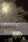 Heaney and Clarke: York Notes for GCSE : Seamus Heaney and Gillian Clarke & Pre-1914 Poetry - Book