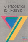 Introduction to Linguistics - Book