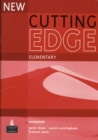 New Cutting Edge Elementary Workbook No Key - Book